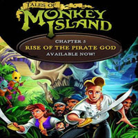 Прохождение Tales Of Monkey Island: Сhapter 5 - Rise of the Pirate God