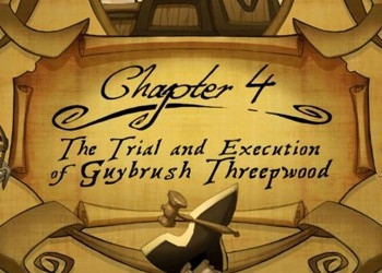 Прохождение Tales of Monkey Island Chapter 4 - The Trial and Execution of Guybrush Threepwood